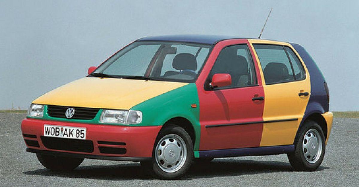 AUSRUTSCHER! Die hässlichsten Autos der 90er Jahre