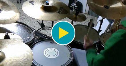 Drum-Cover Vorschau