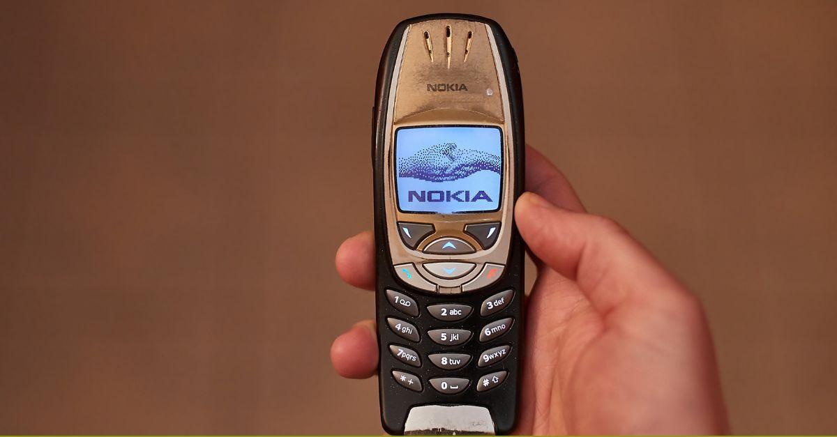 90er Phone