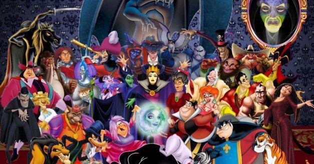 Disney-Bösewicht