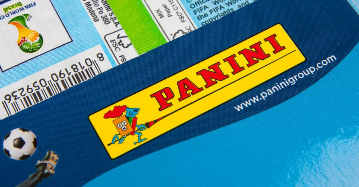 Panini Sticker