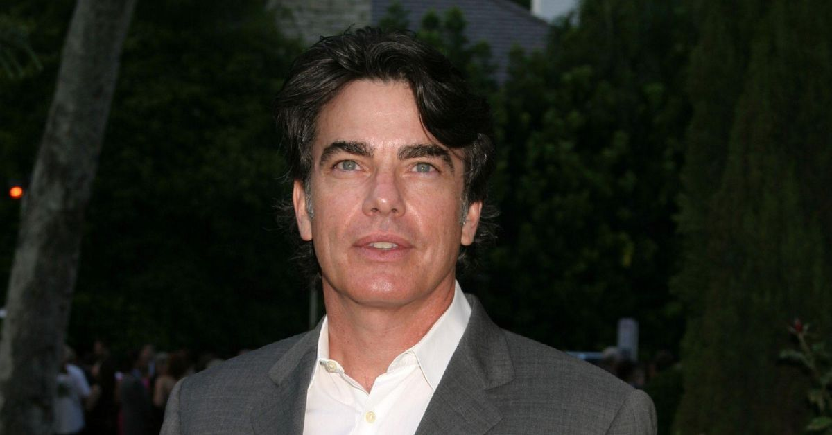 Peter Gallagher OC California