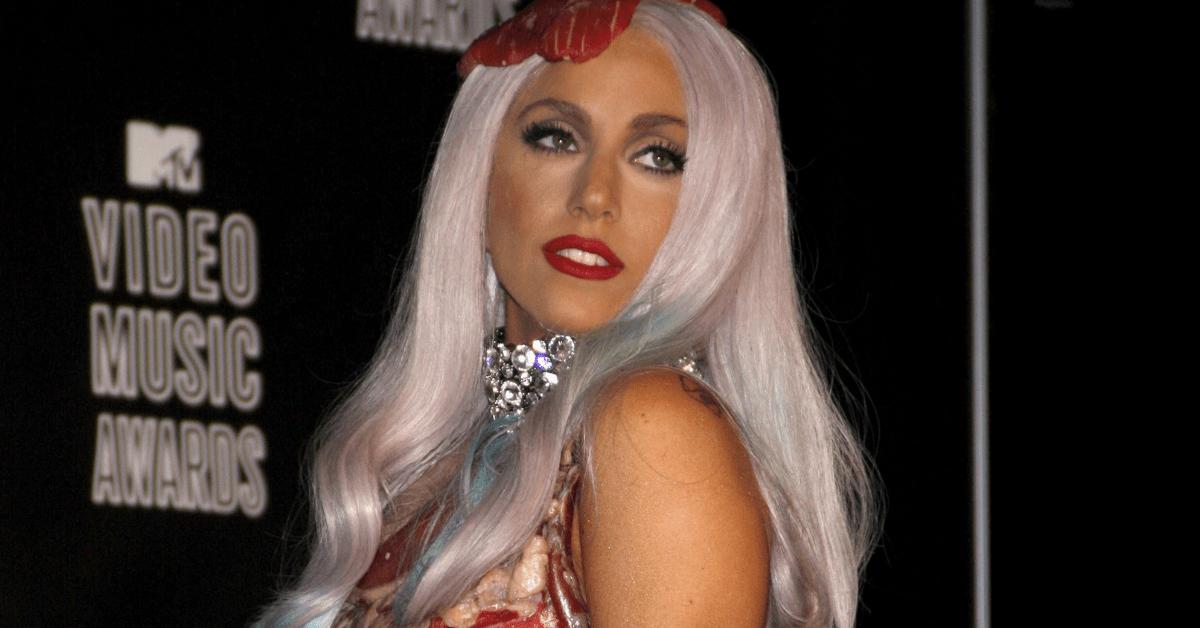 Lady Gaga Fleisch MTV