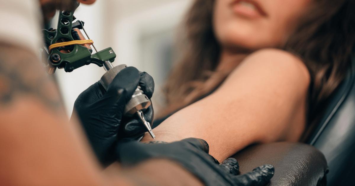 Tattoo 90er