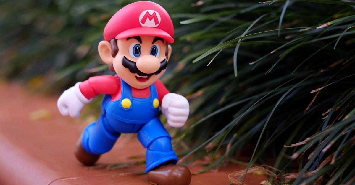 Mario Kindheit