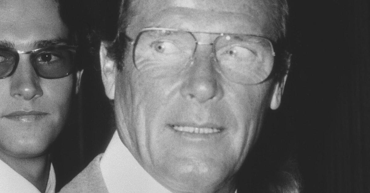 James Bond Legende Roger Moore Stirbt Im Alter Von 89 Jahren