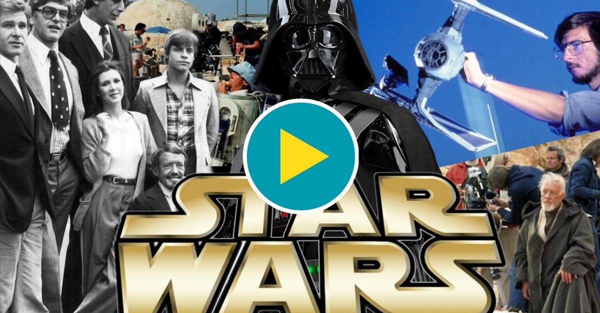 STAR WARS: Möge die Nerd Trivia mit euch sein... Immer