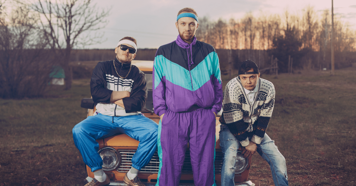 90s Jungs Cool
