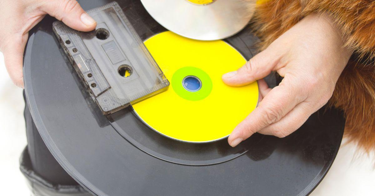 CD Musik Halten