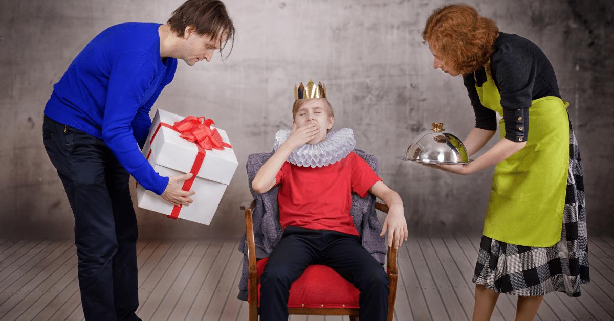 Eltern Kind Verwöhnen