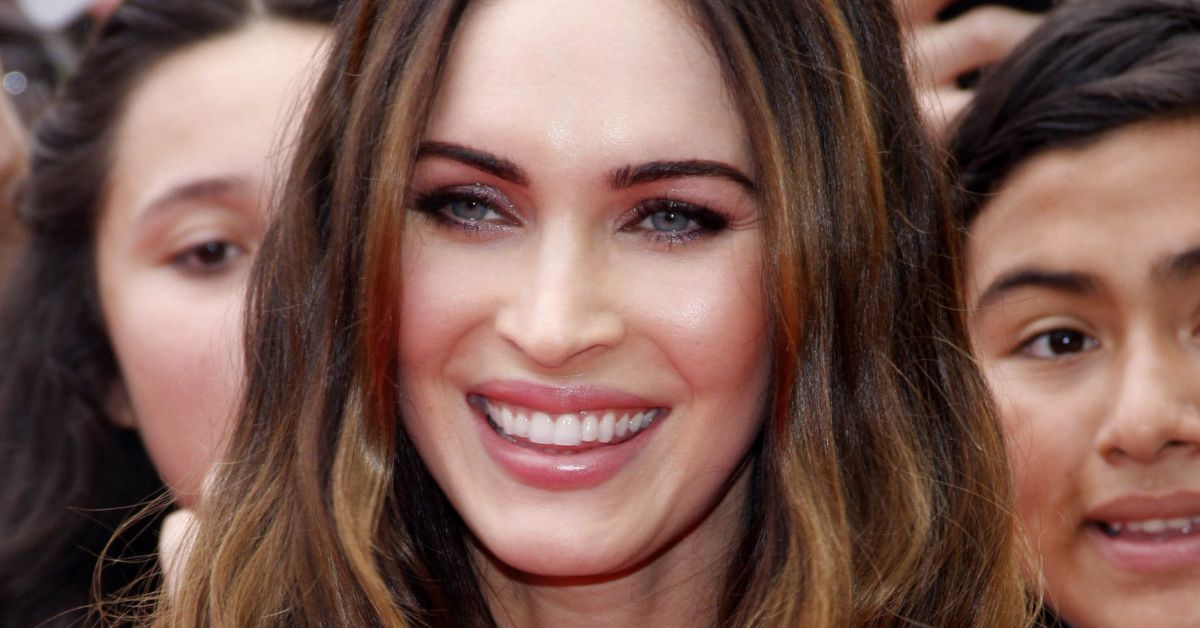 Megan Fox Pubertät
