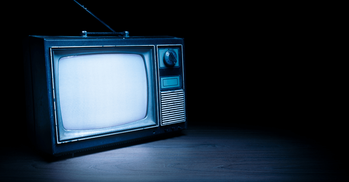 OLD TV 90s