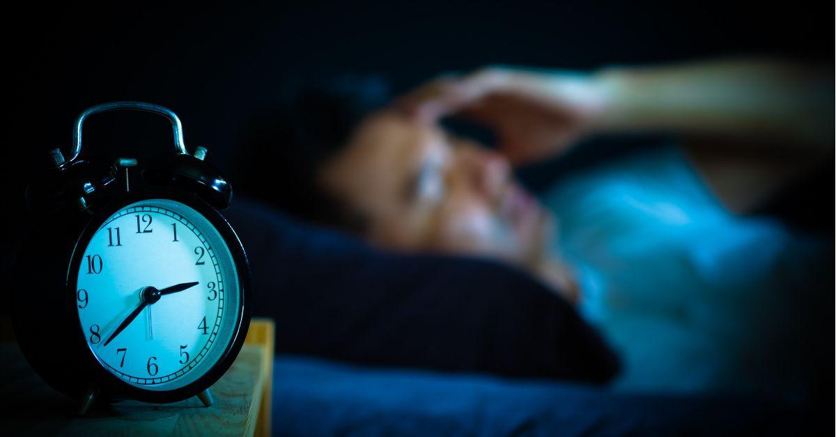Schlaf Bett Wecker