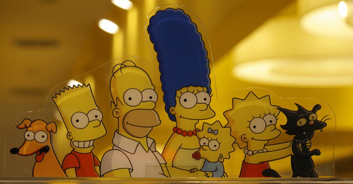 Die Simpsons im Echten Leben