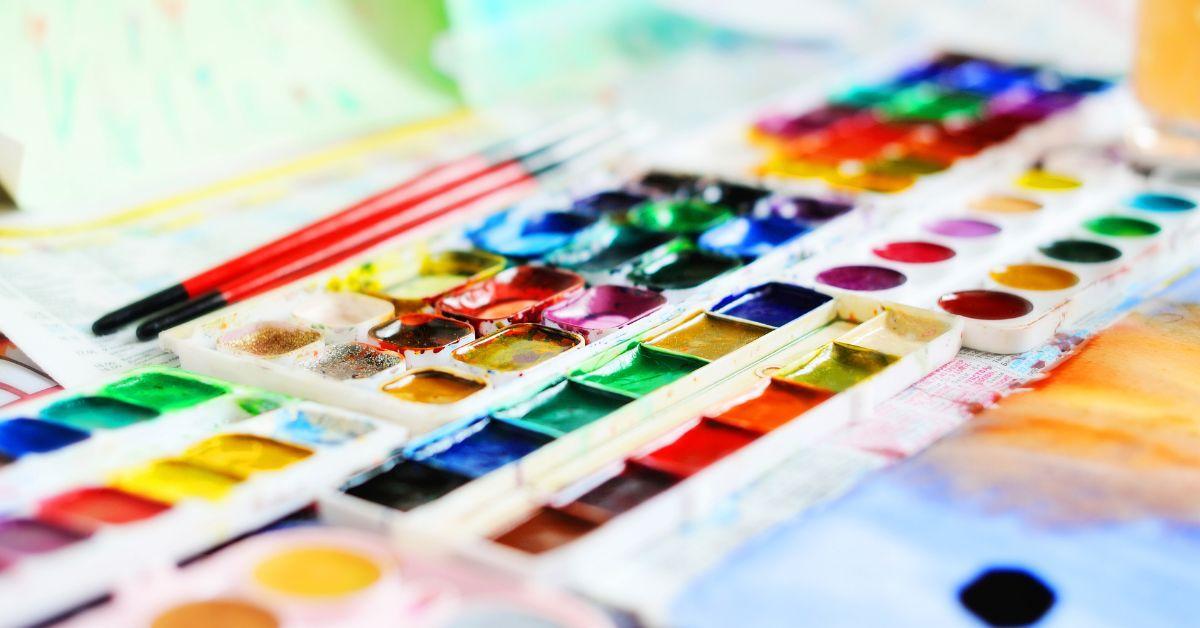 Art Attack Farben Malen Ben Weber