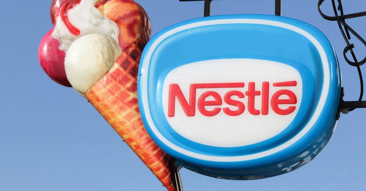 Bum Bum Eis Nestle