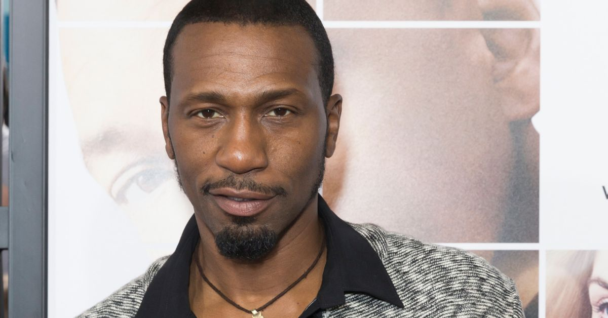 Leon Robinson Cool Runnings
