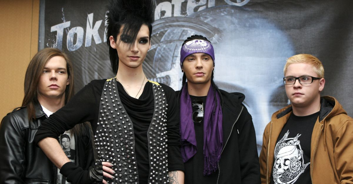 Tokio Hotel Bill Tom Band Musik