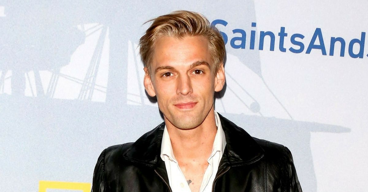 Aaron carter house with