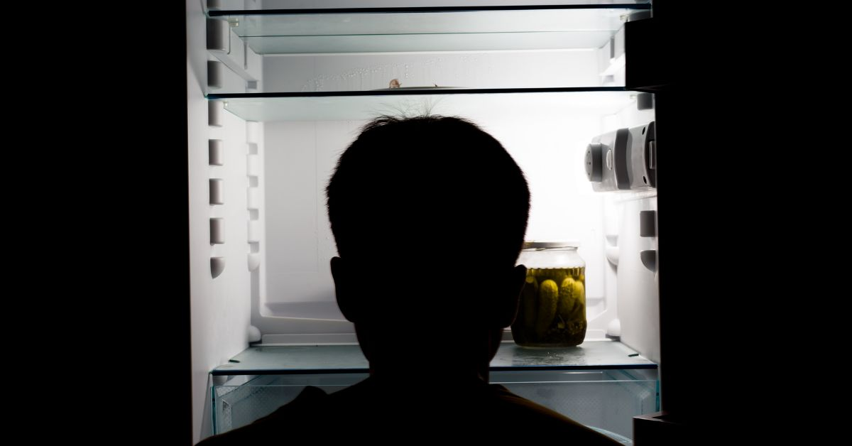 Kühlschrank Leer Student