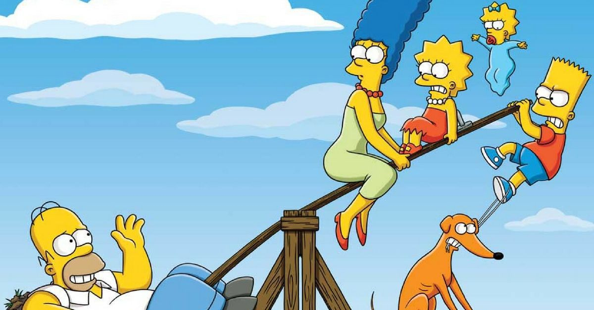 die simpsons familie