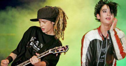 Tokio Hotel Zwillinge