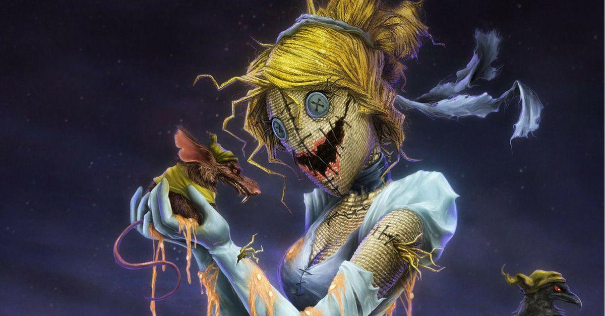 Horror Disney-Prinzessinnen