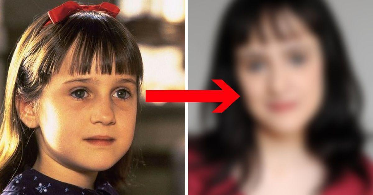 Matilda Veränderung