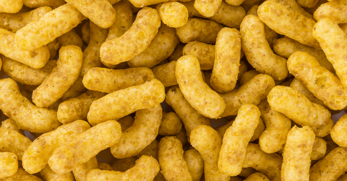 Erdnussflips Erdnuss Flips Essen