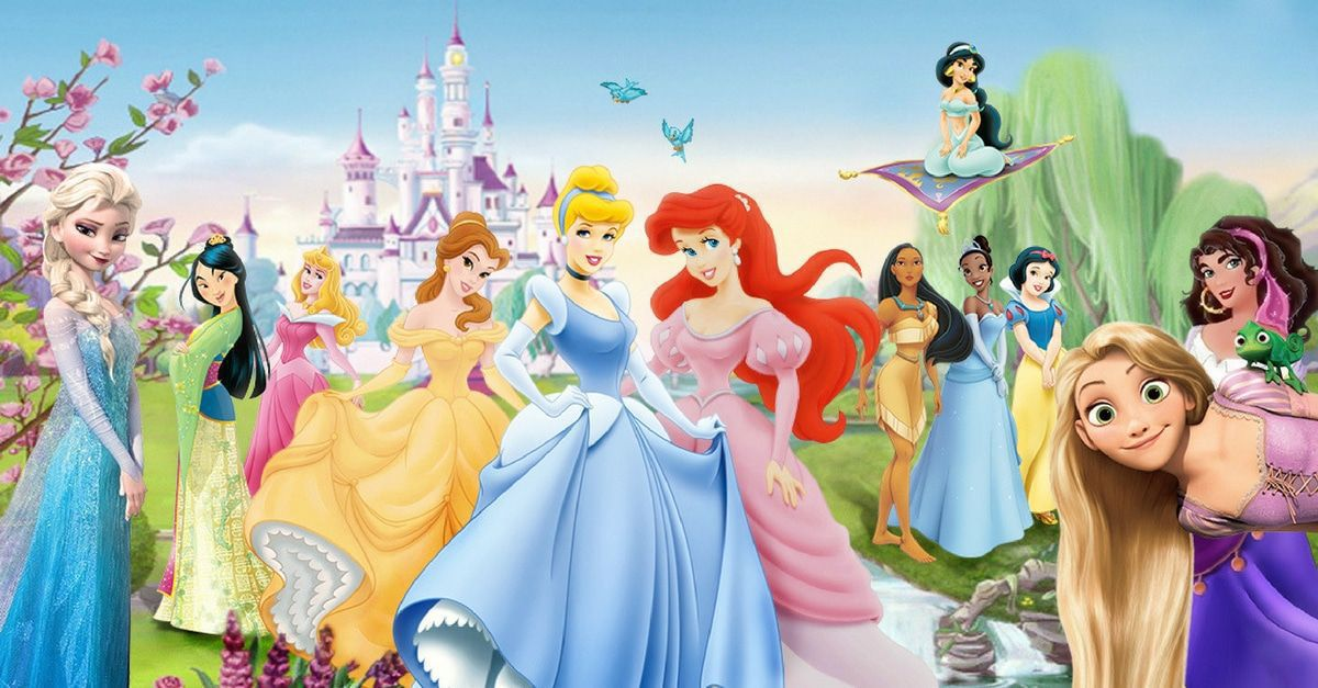 Disney Prinzessinnen