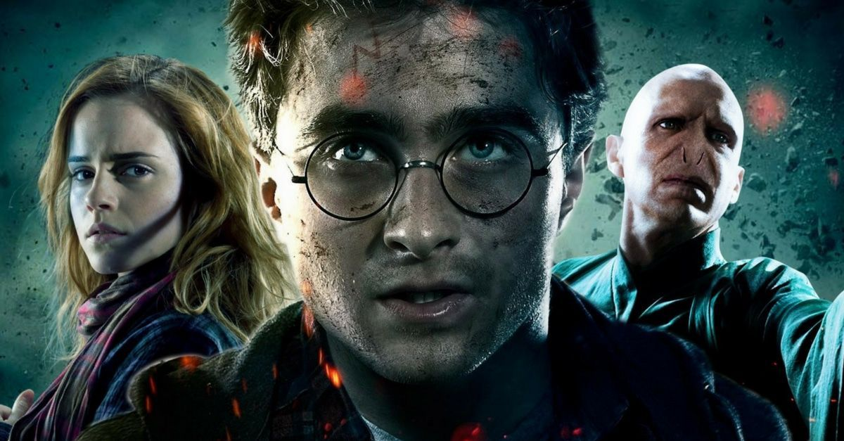 10 Harry Potter Fragen
