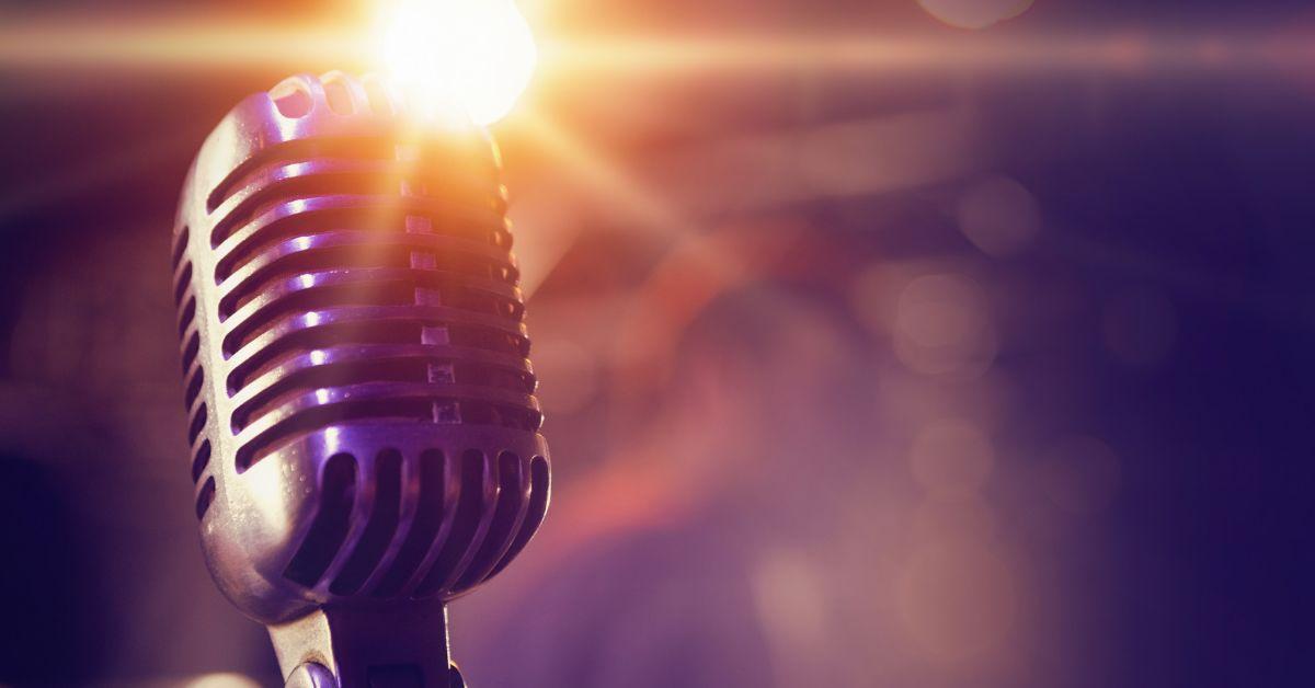 Mikrofon Musik