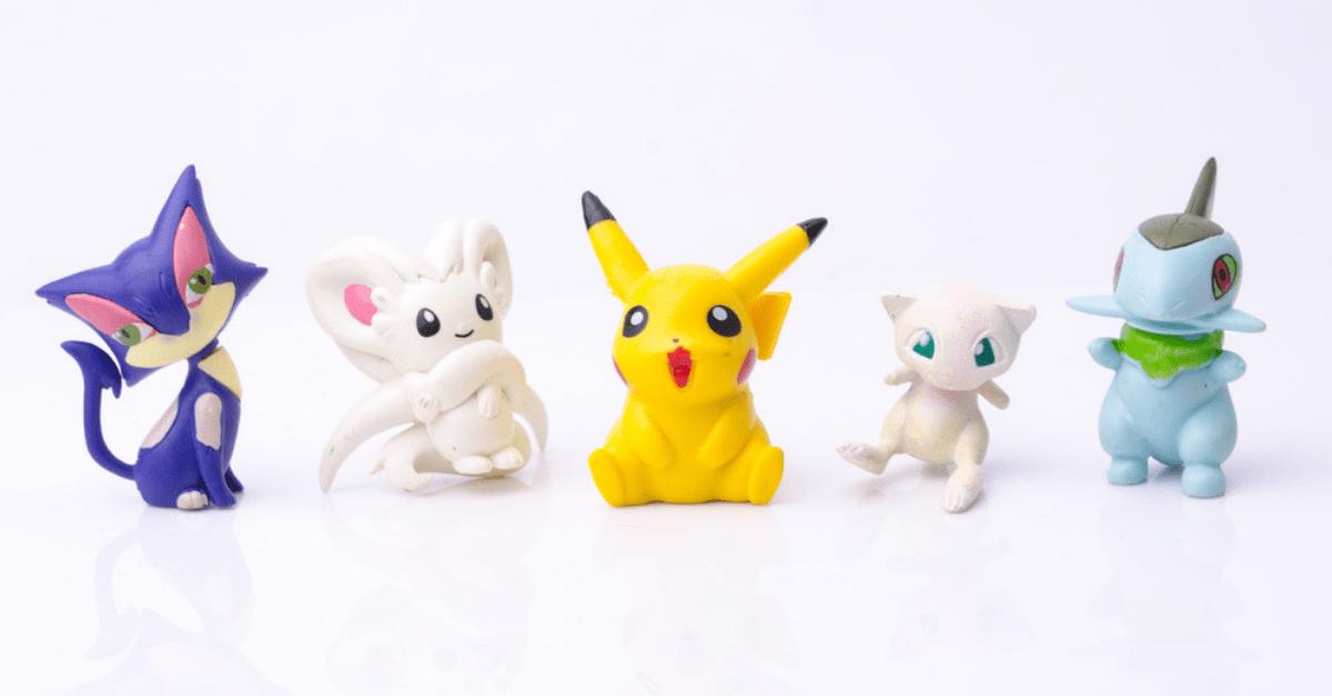 Pokemon als Menschen