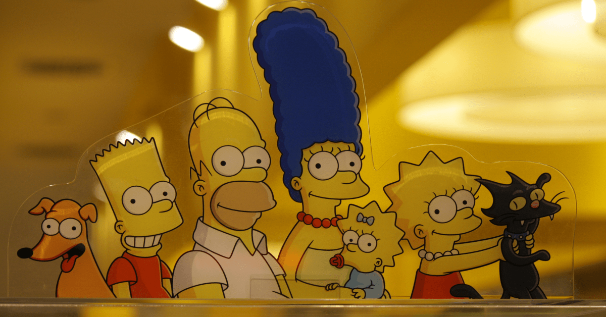 Wer ist VERWANDT? Beweise dein Wissen im Simpsons Verwandtschaftsquiz!