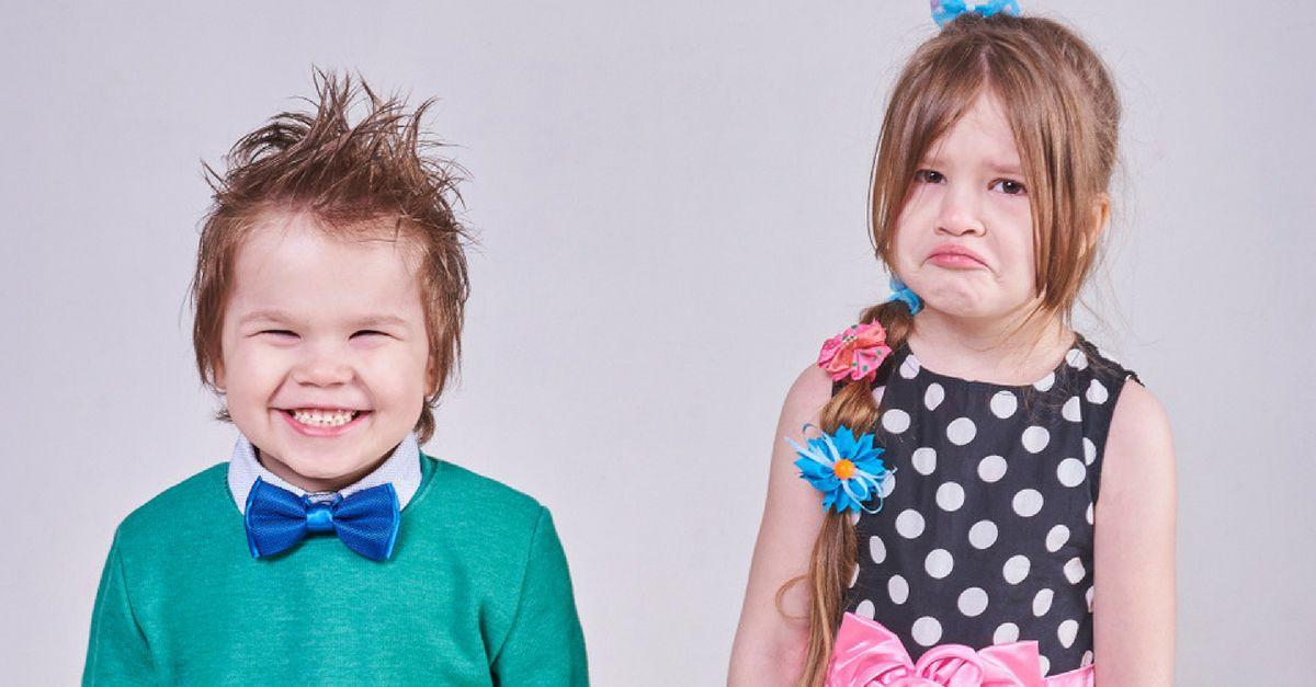 Das sind die Merkwürdigsten Familienfotos aller Zeiten!