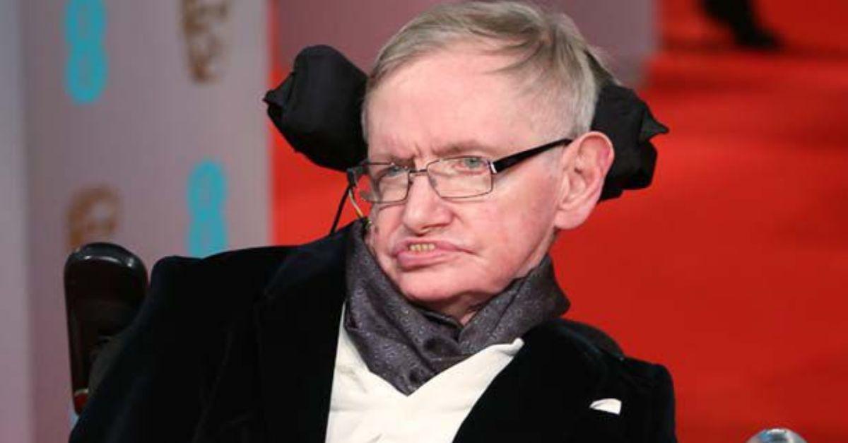 R.I.P. Stephen Hawking! Hier gibt es seine besten TV-Gastauftritte: