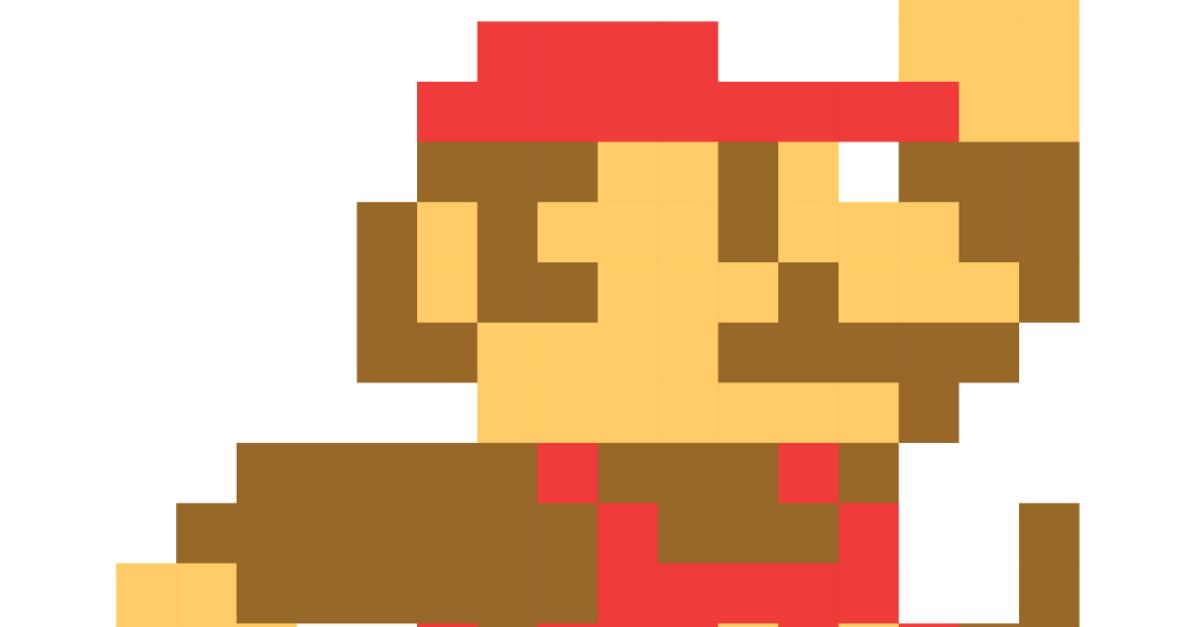 Super Mario hält das Gehirn lange und nachhaltig fit! Und zwar so: