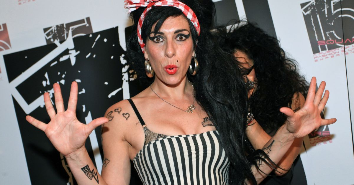 Fake Amy Winehouse