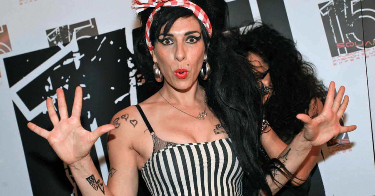 Fake Amy Winehouse
