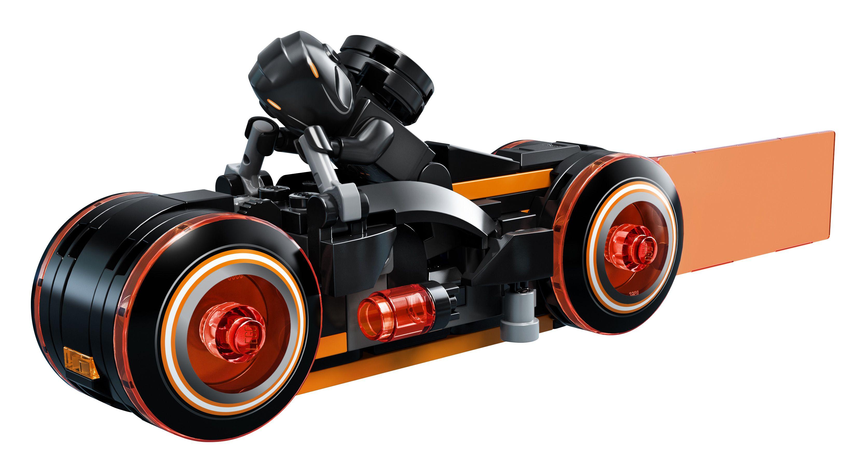 TRON Legacy orange