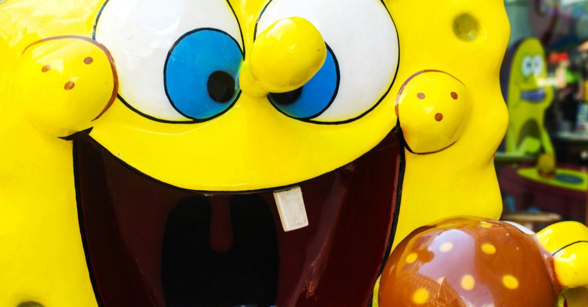 20 heiße Szenen in SpongeBob Schwammkopf, die dir bestimmt noch nicht aufgefallen sind!