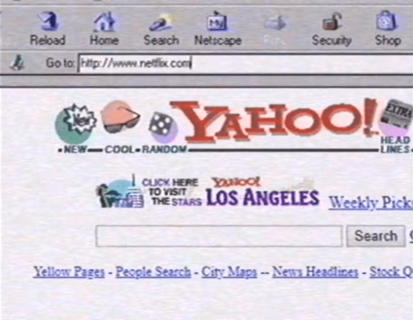 Browser 90er