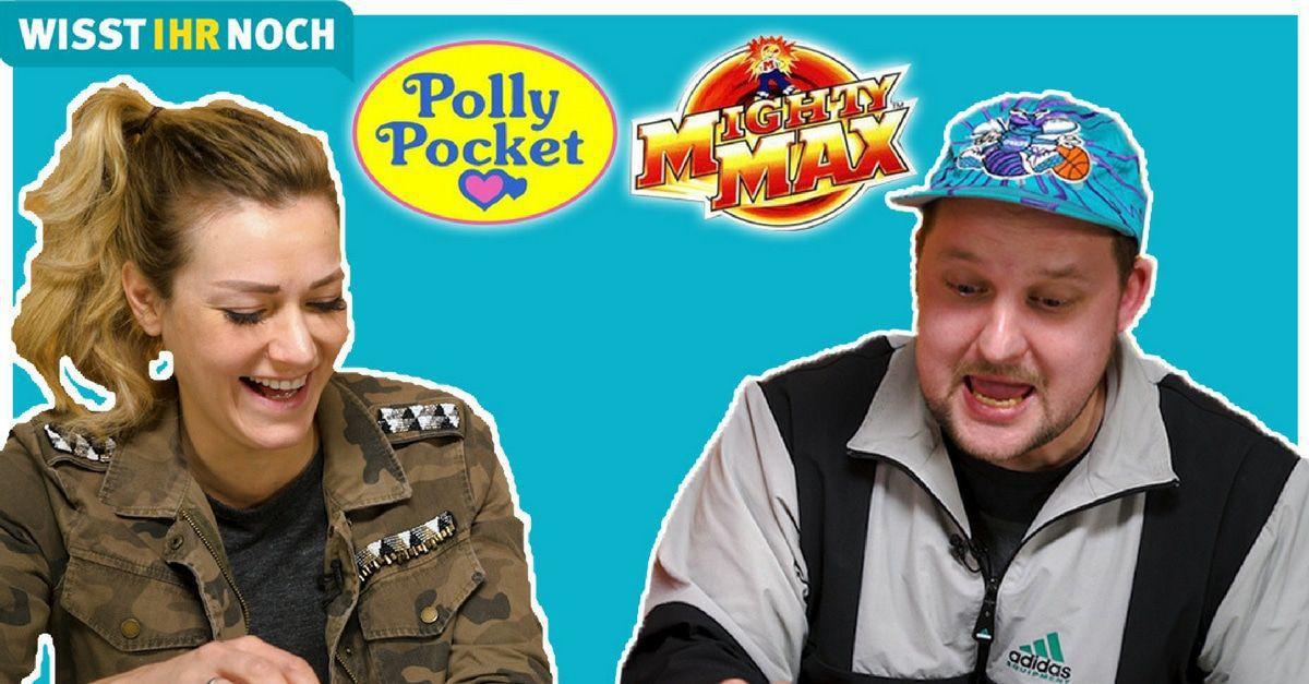 Polly Pocket Mighty Max