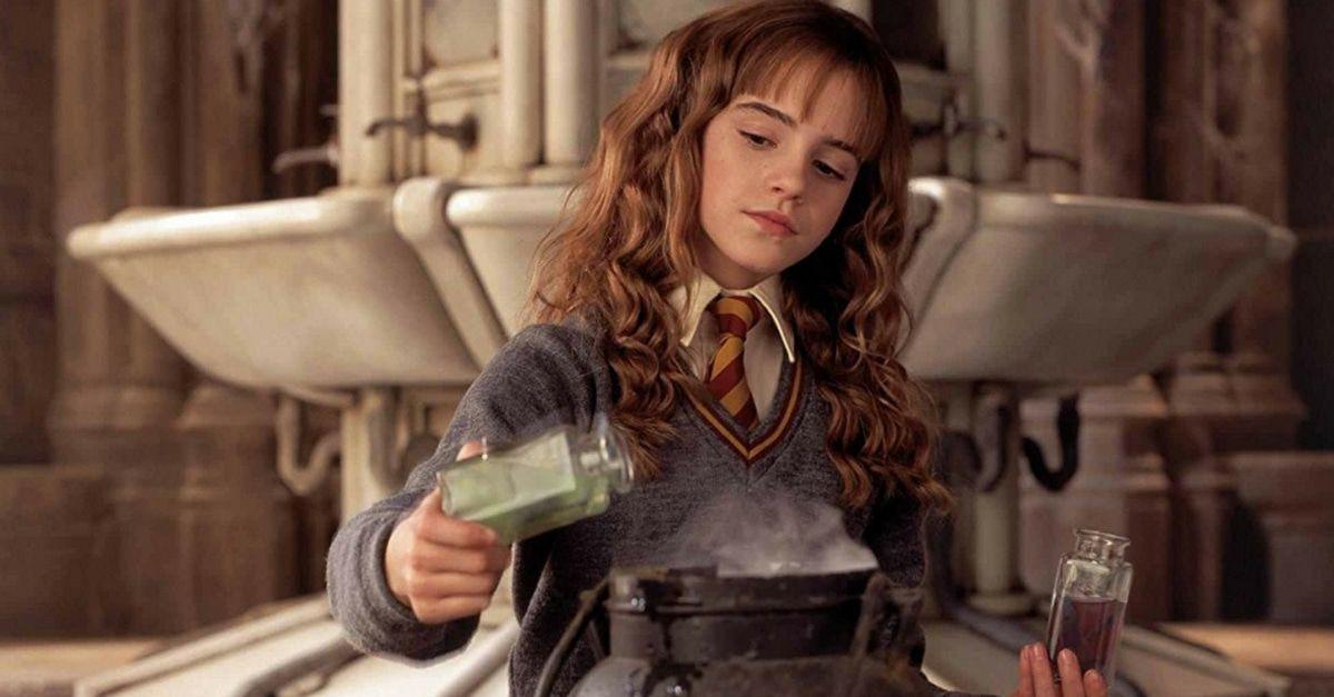 Hermine Granger Harry Potter 2002