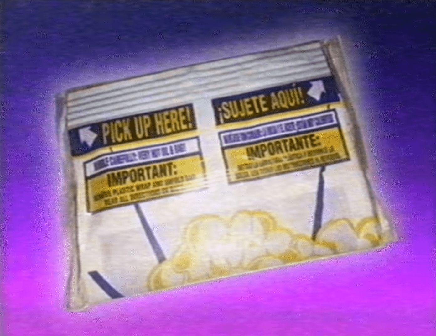 Popcorn Netflix