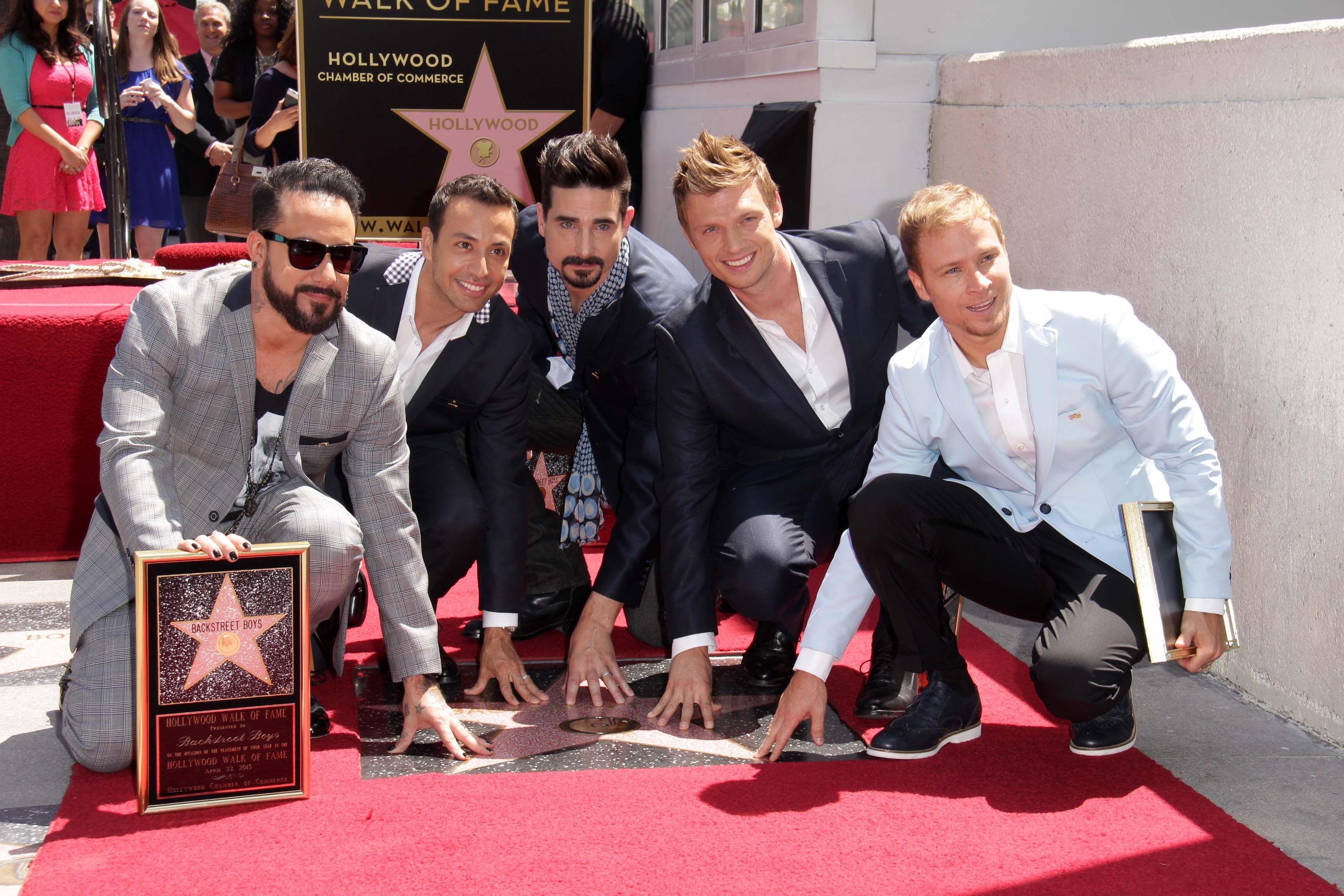 Backstreet Boys Comeback