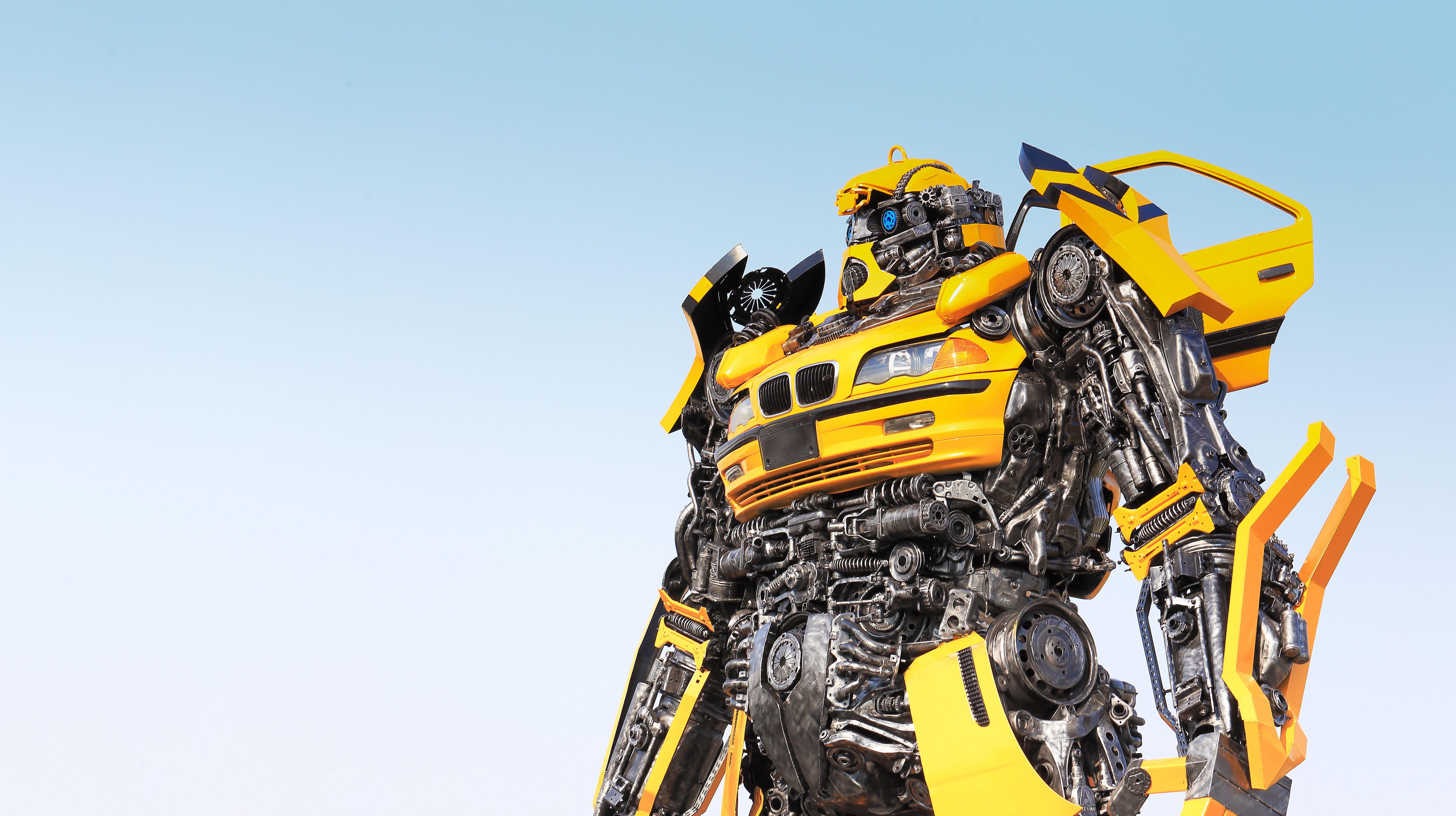 Transformers im echten Leben