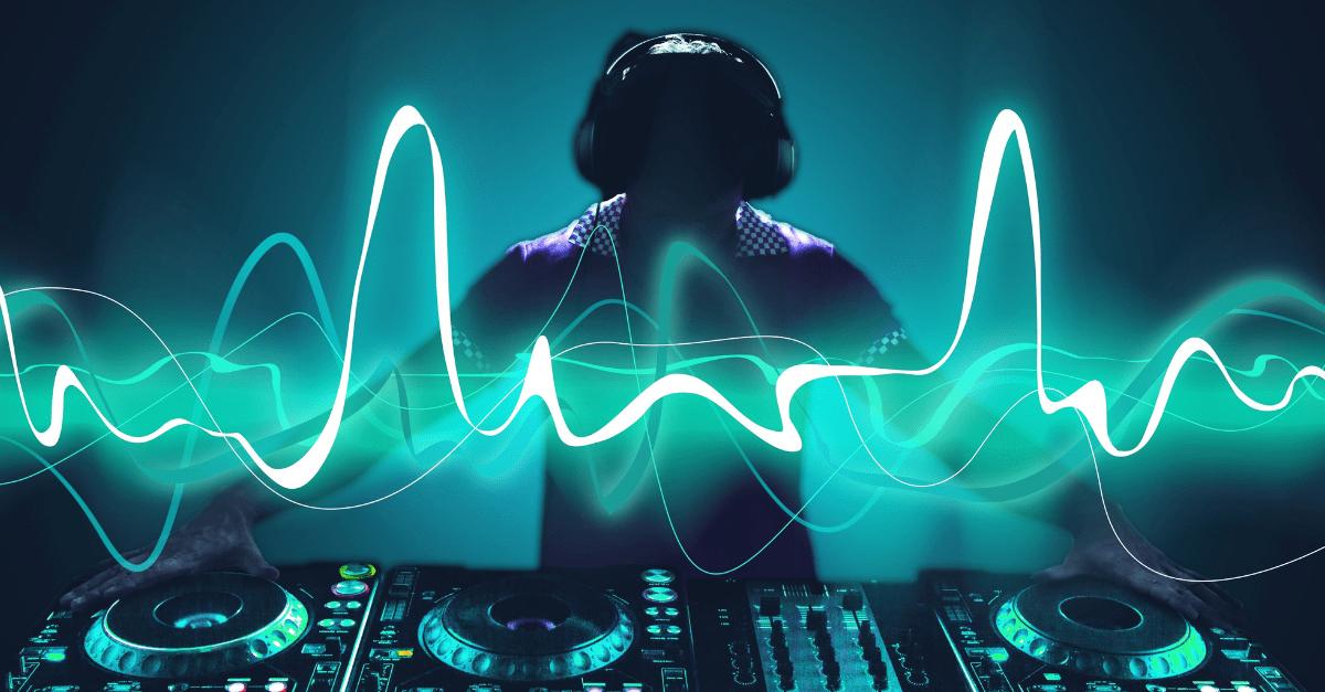 techno-dj