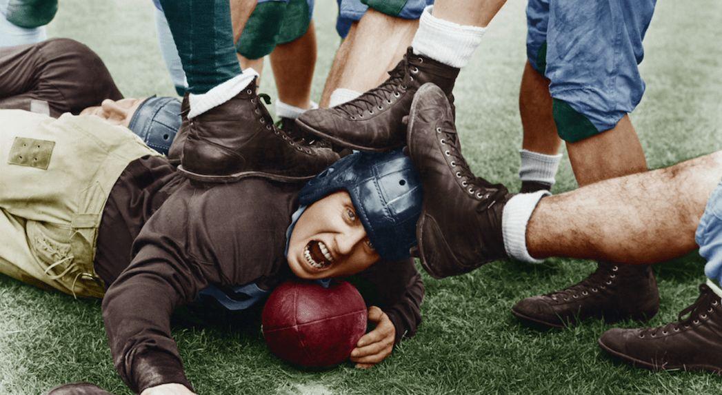Unsinnige Sport-Regeln
