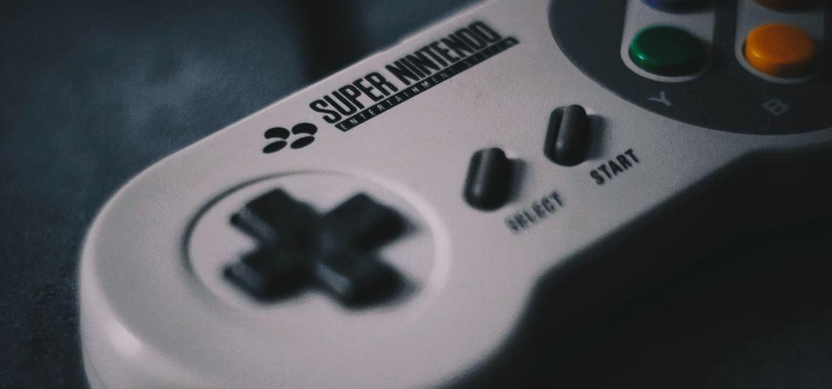 90er Games Kindheit